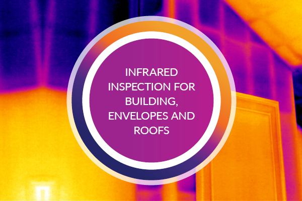 Infrared Inspection of Building Envelopes & Roofs – Online Course