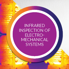 Infrared Inspection of Electro-Mechanical Systems Online Course