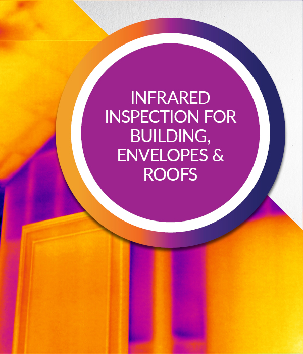 Infrared Inspection of Building Envelopes & Roofs