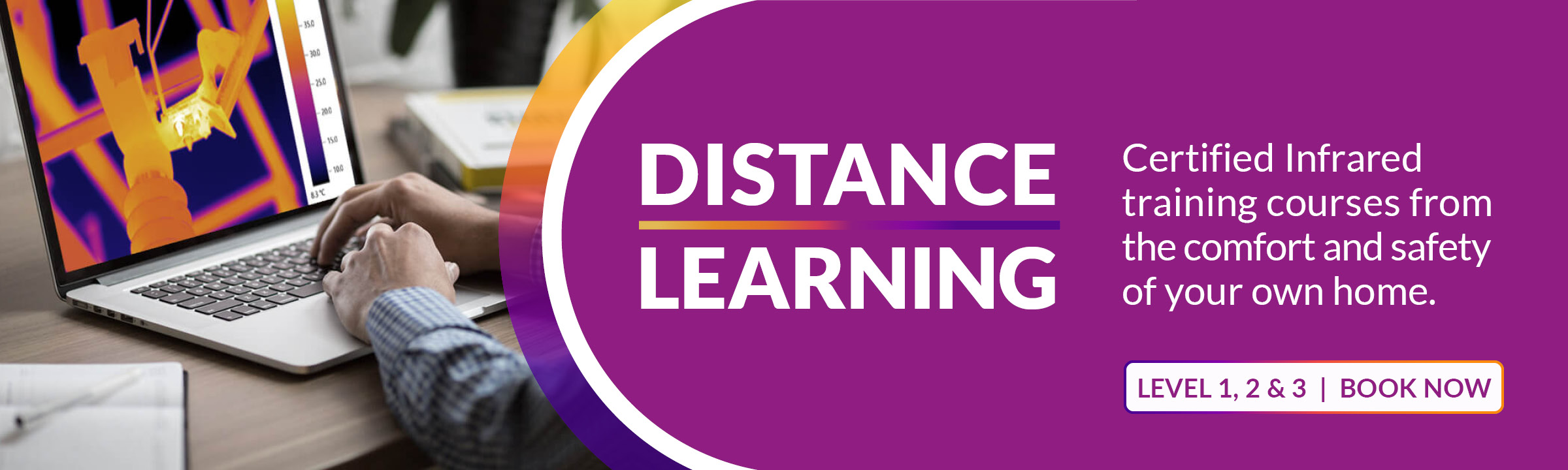 Disrance Learning- Thermography Online Course